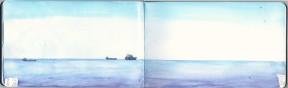Carnet du Toujours - 2013: 二零十三年,三月,三日, 三桥船 (3rd month, 3rd day, 3 ships)