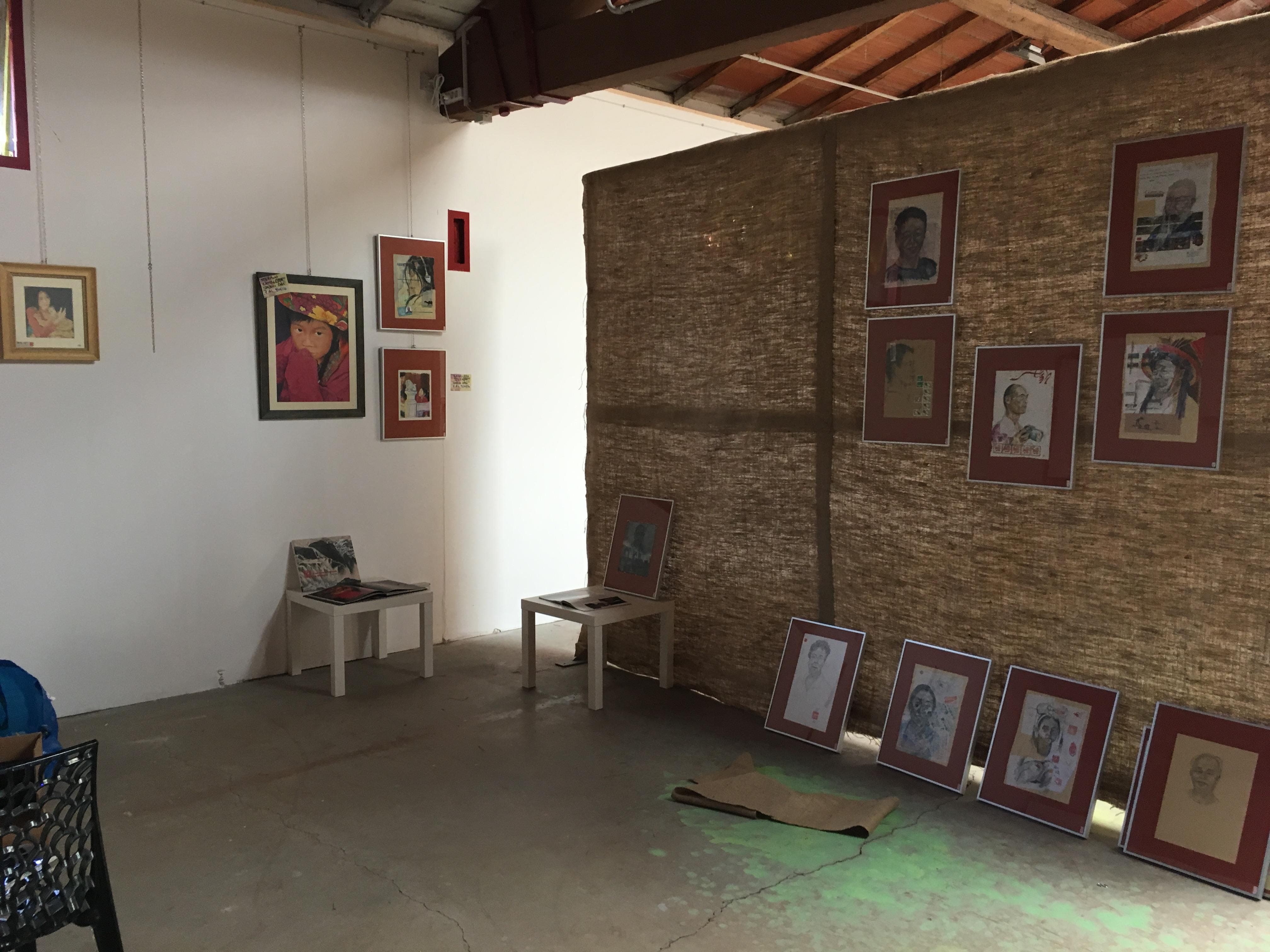 Collettiva d'arte 7 - 9 Ottobre - T106 : Ritratti di Cina