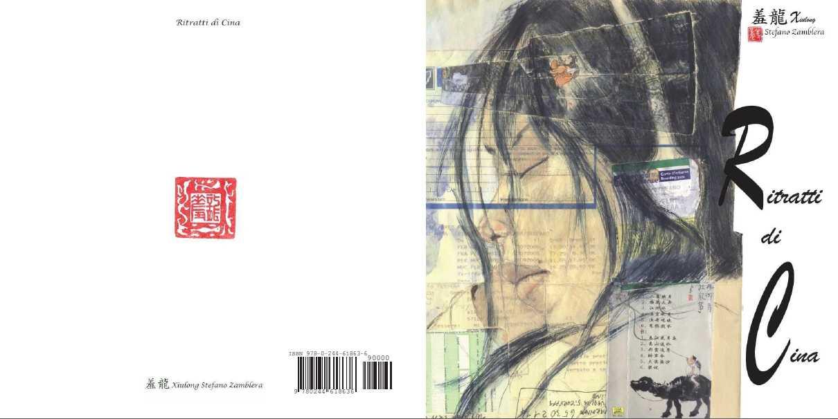 Ritratti di Cina - copertina