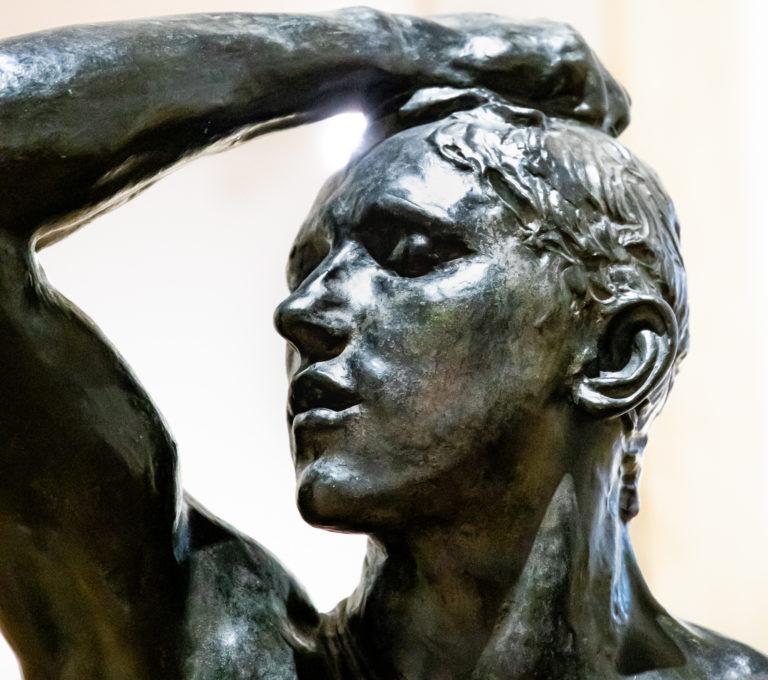 Auguste Rodin – L'Âge d'airain 1877 L'età del bronzo