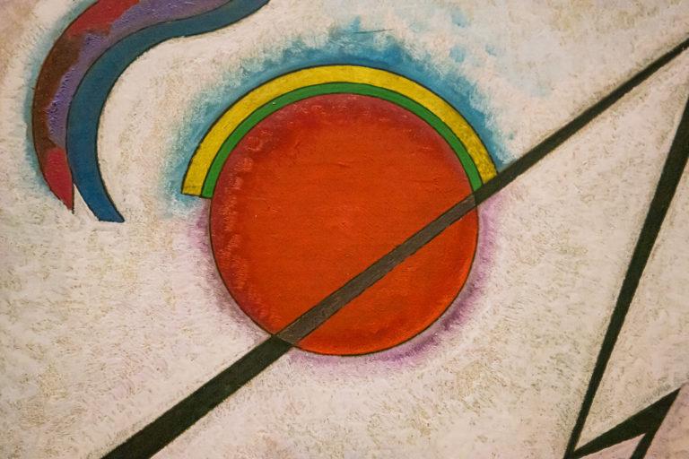 Vassili Kandinsky – Linea angolare